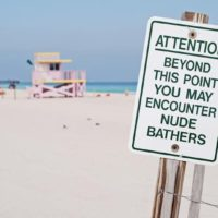 Nudist Beach Approved!!