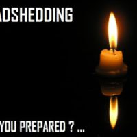 Load-Shedding Preparation Tips