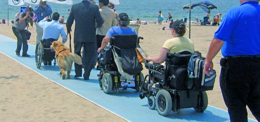 Wheelchair Friendly Beaches In Durban I Love