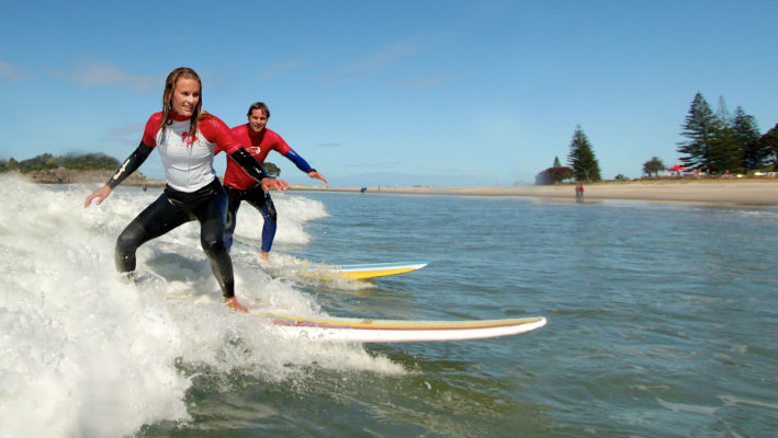Learn 2 Surf