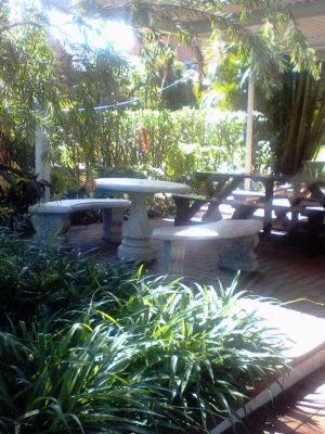 Mariannhill Monastery Tea Garden