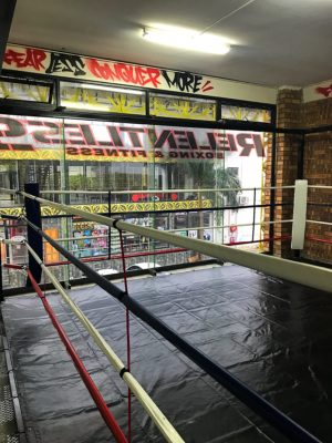 Relentless Boxing Gym and Fitness