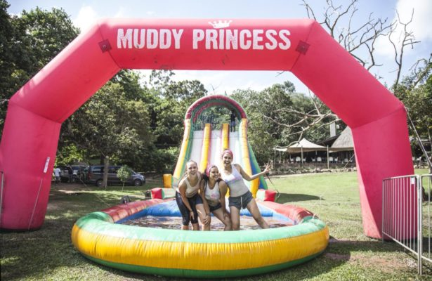 Muddy Princesses