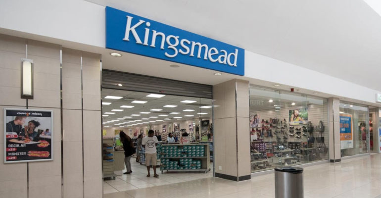 Kingsmead Shoes City View