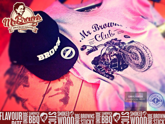 Mr Brown's BBQ Umhlanga