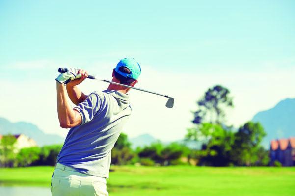 Second Chance Golf Shop
