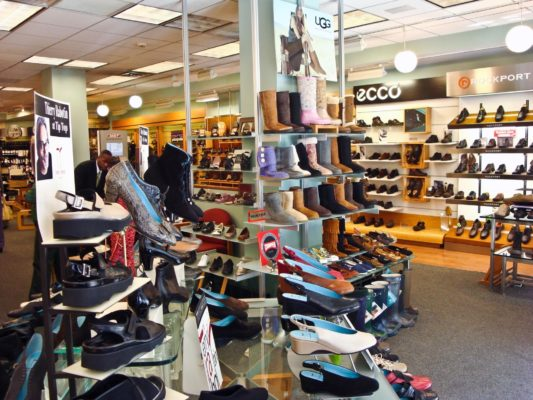 Kingsmead Shoes Springfield