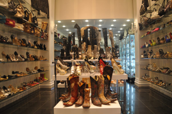 Kingsmead Shoes Gateway